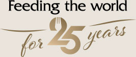 Feeding the world for 25 years