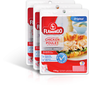 The Flamingo nitrite-free product line
